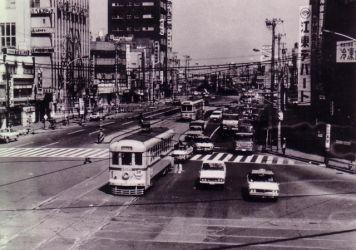 都電と錦糸町